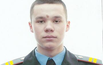 Скончался 19-летний участковый, которого в докшицком баре ударил другой милиционер