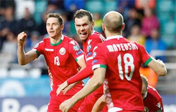 Беларусь на выезде победила Эстонию