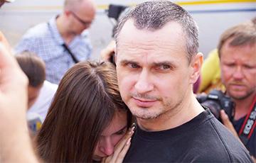 Украінцы вярнуліся з расейскага палону (Відэа, онлайн)