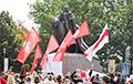 DW: Памятник князю Гедимину: в Лиду наконец вернулся ее хозяин
