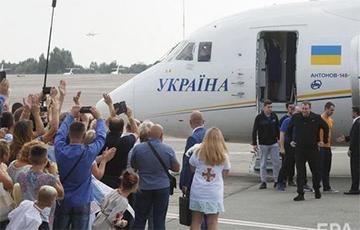 Освобожденные украинцы: Нужно разрушить империю