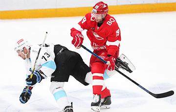 Менскае «Дынама» атрымала першую перамогу ў сезоне