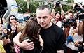 Сенцов опубликовал единственный снимок, который удалось сделать в заключении