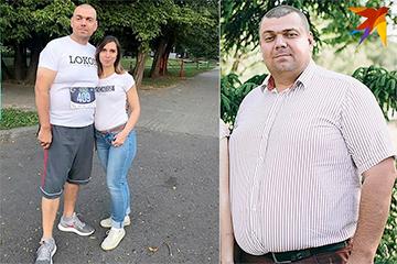 Как брестчанин за полгода похудел на 56 килограммов