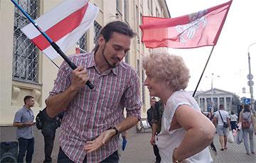 В Минске прошли новые пикеты «Европейской Беларуси»
