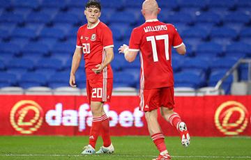 Белорусские футболисты уступили Уэльсу в товарищеском матче