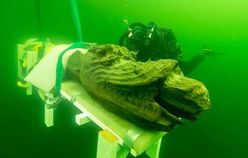 Ученые нашли затонувшие артефакты времен Колумба