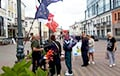 Photo Fact: European Belarus Held Another Picket To Collect Signatures In Brest