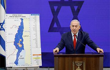 Нетаньяху паабяцаў анэксаваць частку Заходняга берага ў выпадку перамогі на выбарах