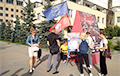 European Belarus Holds New Pickets To Collect Signatures