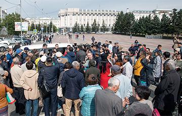 Протесты в Улан-Удэ: русские против бурят?