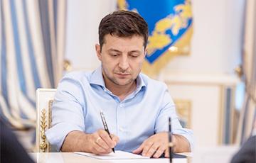 Владимир Зеленский подписал закон об импичменте