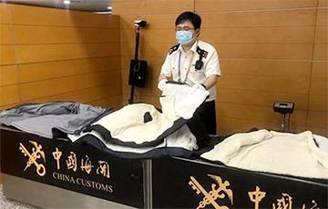 В аэропорту Шанхая у белоруса обнаружили 1,8 кг кокаина