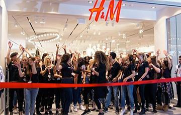H&M может открыть свои магазины не только в Минске, но и в регионах