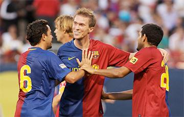 Глеб: В «Барселоне» я был слишком нервным, никого не слушал