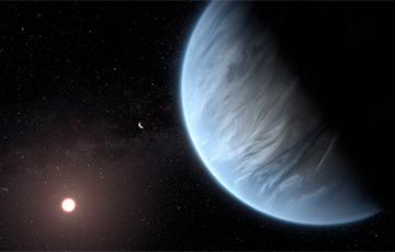 Ученые впервые нашли воду на потенциально обитаемой планете