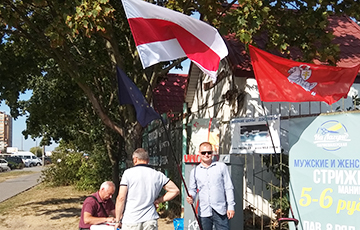 Photo: Brest Residents Sign For European Belarus Representatives
