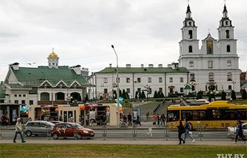 В Минске установили «умную остановку», за которой наблюдают больше 10 камер