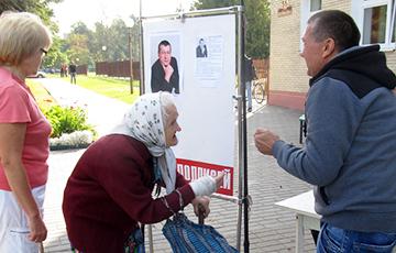 Пенсионерка: Сейчас в Беларуси в 1000 раз хуже живется, чем после войны