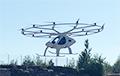 ВГермании успешно испытали беспилотное аэротакси