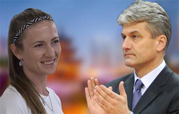 Почему Домрачева и Буяльский не нужны в Беларуси?