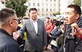 В Улан-Удэ главу Бурятии протестующие встретили криками «Позор» и «В отставку»