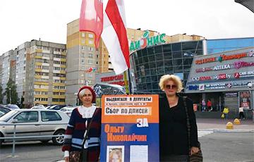 Вольга Нікалайчык: 90% беларусаў супраць Лукашэнкі