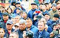 Бунтующая Бурятия: митинг в Улан-Удэ собрал тысячу человек