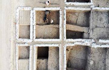 Археологи обнаружили в Израиле  уникальные следы древней цивилизации