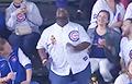 В США бейсбольный болельщик решил поддержать команду необычным способом