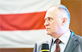 Mikalai Statkevich: I Am Ready to Fight for Belarus While I Have Breath in My Body