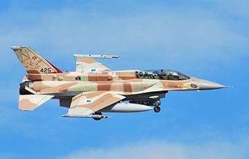 Ізраіль ударыў па Сірыі, скарыстаўшыся нападам Турцыі