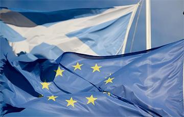 Шотландия хочет стать самостоятельным членом ЕС в случае Brexit