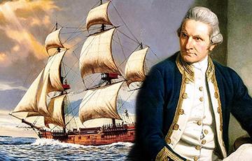 Ученые нашли корабль, на котором Джеймс Кук открыл Австралию
