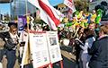 Фотофакт: Как проходят пикеты по сбору подписей «Народнай Грамады»