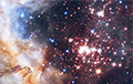 Выяўлены гіганцкі кластар дапаможа зразумець загадкі Сусвету