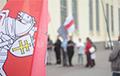 Пикеты «Европейской Беларуси» по сбору подписей в центре Минска - каждый день
