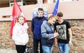 Svetlahorsk And Mozyr Celebrated City Day Under National And European Symbols