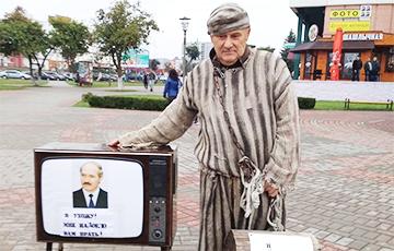 Лукашенко в Лиде: Надоело врать, я ухожу