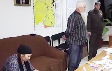 У Чачні затрымалі трох «ведзьмакоў»