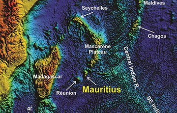 Ученые обнаружили на дне океана следы еще одного затерянного континента