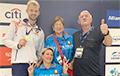 Беларускія паралімпійцы здабылі дзесяць медалёў на ЧС у плаванні ў Лондане