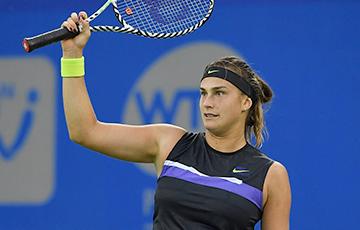 Арына Сабаленка выйграла турнір у Досе