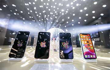 iPhone прошел «космическое» испытание на прочность