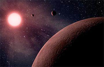 Астрономы впервые наткнулись на планету-изгоя размером с Марс или Землю