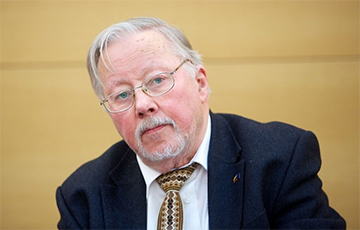 Landsbergis: BelNPP Was Created Not Only To Revenge On Independent Lithuania, But To Make Belarus Disappear