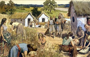 Археологи раскрыли секрет питания древних людей