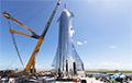 Видеофакт: Илон Маск показала корабль для полетов на Луну и Марс