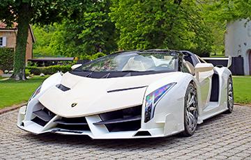 В Швейцарии продали коллекцию спорткаров, изъятых у сына африканского диктатора