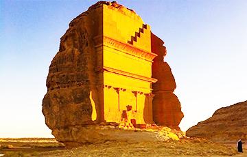 Археологи обнаружили в Саудовской Аравии загадочные дворцы исчезнувшей цивилизации